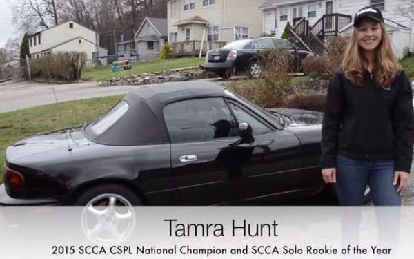 Tamra-Hunt-Autocross-Video